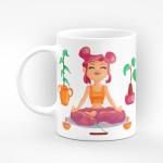"""Чаша """"Добро утро Ани"""" - подарък за Света Анна"""